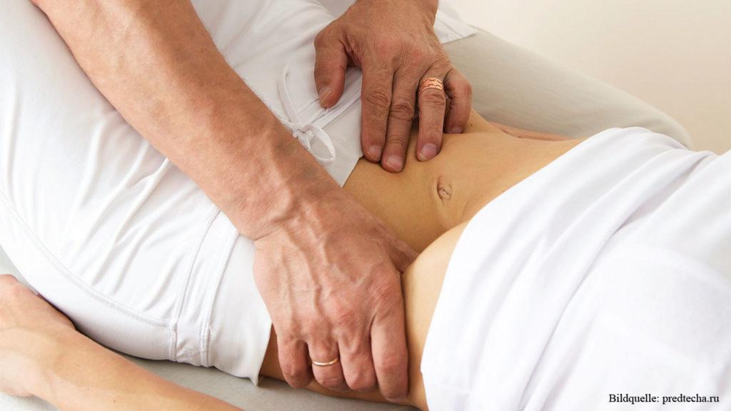 Manuelle Therapie Fortbildung / Manuelle Therapie / Viszerale Therapie / Viszerale Osteopathie / Viszerale Bauchmassage, der inneren Organe, nach Ogulov / Oгулов / russische Heilmethoden